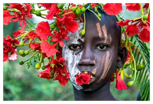 Tribal Portraits from Ethiopia by Susan Greeff of Always Summer Photography